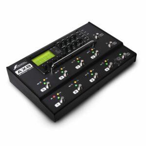 Pedaleira Processador Multi-efeitos AX8 da Fractal Audio Systems