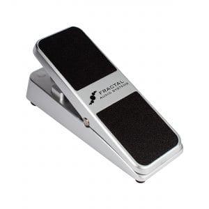 Fractal EV-1 Pedal de Expressão e Volume na cor Prata