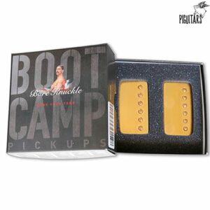 Set Captadores Bare Knuckle Humbucker – Boot Camp – Brute Force (cor BLACK)