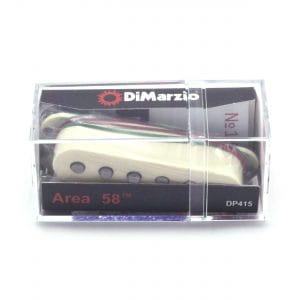 Captador DiMarzio Area 58™ (Aged White)