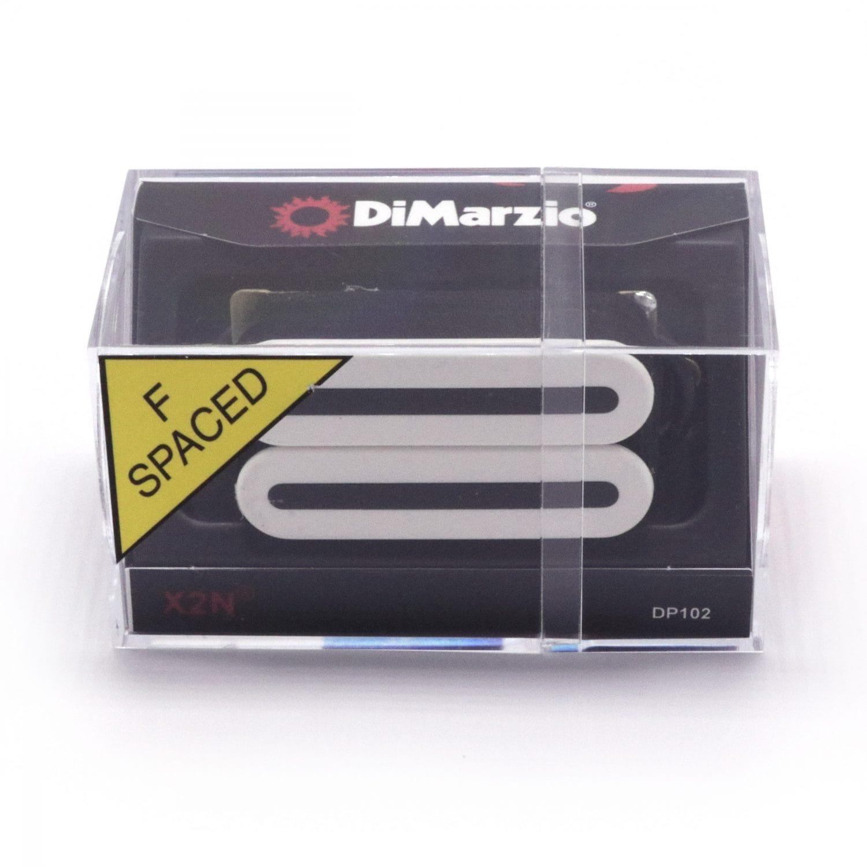 Captador DiMarzio X2N® (Branco) - DP102W